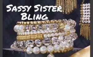 sassy sister bling